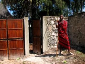 masai paw
